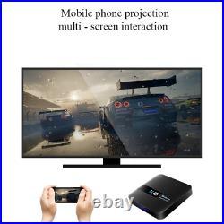 5pcs/lot dhl free H20 Android 7.1 TV BOX Quad Core 2G 16G 4K H. 265 Wifi