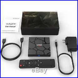 5pcs/lot dhl free M96X MINI 2G+16G S905X Android 6.0 Quad Core Smart TV Box