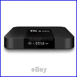 5x 2G/16G TX3 mini 4K TV BOX S905W Quad Core Android 7.1 H. 265 WiFi HD 3D Media