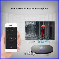 5x A95X F1 Android 8.1 TV Box S905W 2G+16G Quad Core WiFi HD Media Player Q1D4