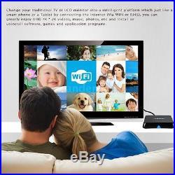 5x M8S+ S812 Quad Core Android 5.1 Smart TV Box WiFi 4K UHD Media P4W1