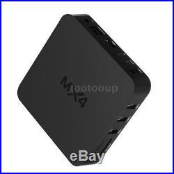 5x MX4 RK3229 Smart TV BOX Quad Core Android 6.0 HD 1080p WIFI 4K 3D Movie Sport