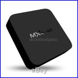 5x MXQ RK3229 8GB Smart TV Box Android 7.1 Quad Core 4K Media WIFI 18.0 3D Movie