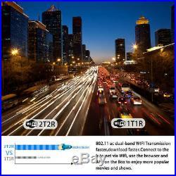 A95X MAX S905X2 4GB DDR4+64GB 4K Android 8.1 TV Box Support SATA 2.5 HDD, LCD, BT