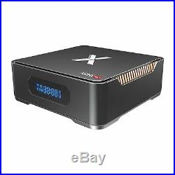 A95X Max Android 8.1 Oreo Smart TV BOX HDD/SSD Bay 4GB RAM 64GB ROM