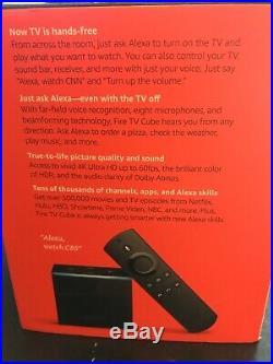 Amazon Fire TV Cube 4K Brand new in box 112