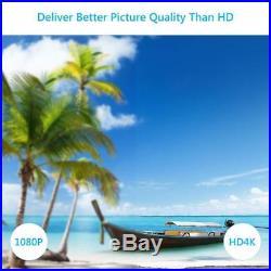 Android 8.1 TV Box with Voice Remote, RK3328 Quad Core 64bit 4GB DDR3 32GB