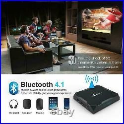 Android 9.0 Smart TV BOX 4GB 64GB Streaming Media Player Amlogic Wifi 3D 4K BT
