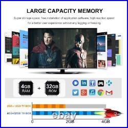 Android 9.0 TV Box Amlogic S905X2 WIFI 3D Quad-core 4GB 64GB/Keyboard/G10 Remote