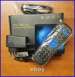 Android TV 6K Ultra HD Internet TV Russische TV Sender