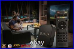Arab Tv Box 2021,2-Years, 4k Ultra Hd 1080