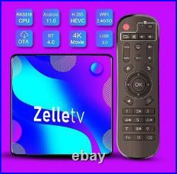 Arab Tv Box 2021,2-years 4k Ultra Hd