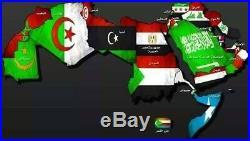 Arabic and international TV Box