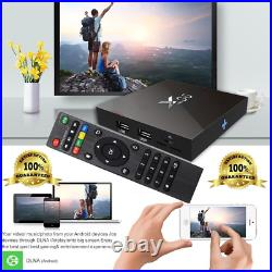 BLACK Arabic Android TV BOX HD Built-in WiFi Same Day Free Shipping