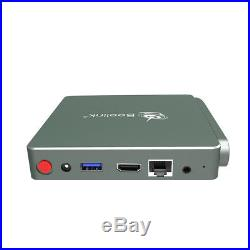 Beelink AP34 Mini PC Smart TV BOX Intel N3450 CPU 64bit Quad Core Win10 4G+64G