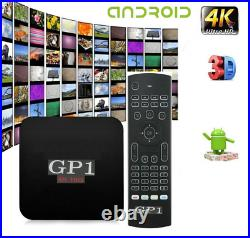 Best Arabic TV Box Android Built-in WiFi