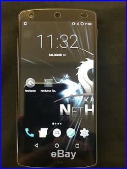 Brand New In Box Nexus 5 D820-32GB(Unlocked) KALI NETHUNTER, KALI NEXMON, FREE TV
