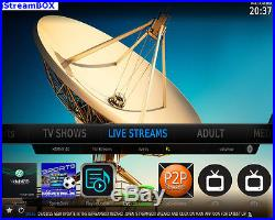 Bundle MINIX Neo U1 QuadCore FULLY LOADED KODI Android 5.1 TV Box Free Airmouse