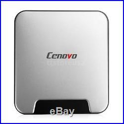 Cenovo Windows 10 4K HD Mini PC Smart TV Box Z8350 Intel Quad Core 4GB/64GB