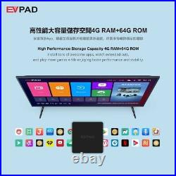 EVPAD 6P New Model Smart 6K TV Box (4+64gb) 6 Live TV