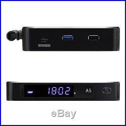 Egreat A5 Android TV Box 3D 4K UHD Media Player SATA OTA Disc Dolby WIFI Blu-ray