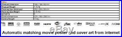 Egreat A8 TV Box Ultra-HD Hi3798CV200 Quad Core 4K HDR UHD Android Media Player