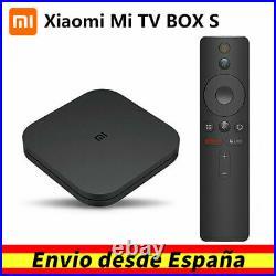 España Versión Xiaomi TV Box S 4K 2+8GB Android 9 garantia 2años + VIP TV
