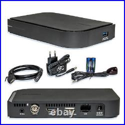 Formuler CC IPTV TV-Box UHD 4K Android TV + Kabelfernsehen MyTVonline2 DVB-C-T2