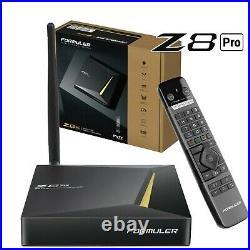 Formuler Z8 IPTV BOX 4K Android TV Set Top Box Dual Wifi H. 265 2GB RAM + 16GB
