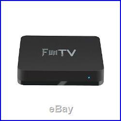 Funtv box HTV BOX A3 2020 Chinese HK Taiwan Live TV dramas & movies