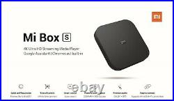 Global Version Xiaomi Mi TVBox S 4K HDR Android TV Streaming Media Player