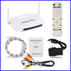 Great Bee Arabic TV Box 2020 Support 400+