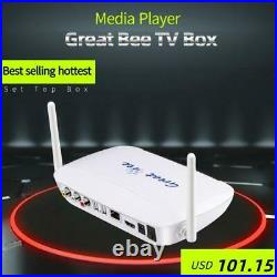 Great Bee Arabic Tv Box 2021 Support 400 +