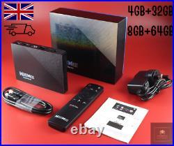 H96 MAX RK3566 8K Quad core Voice Control TV Box Android 11.0 TV Box WIFI media