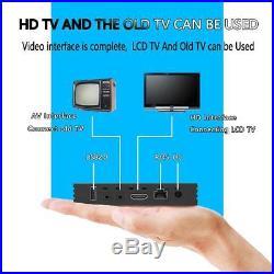 H96 Max Smart TV Box Android 7.1 Quad-Core 4K 4GB 64GB WiFi USB3.0 RK3328 Media