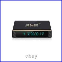 HKE360 Gen5 360Plus 4+32GB 8K TV box EVPAD Unblock Tech