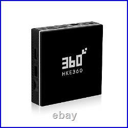 HKE360 Gen5 360Pro 2+16GB 6K TV box EVPAD Unblock Tech