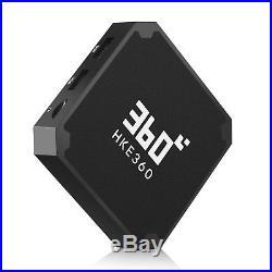 HKE360 TV BOX 2019 4K Gen. 3 Chinese HK Asia Sport unblock IPTVTVPAD