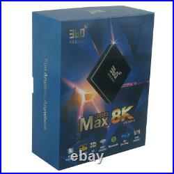 HKE360 Unblock TV BOX 4+128G Gen5 Bluetooth WiFi Asia Sport
