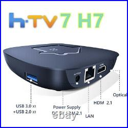 HTV BOX 7 H. TV7 Brazil TV Box HTV7 H7 2GB+16GB with voice command 2021 Version