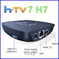 HTV BOX Brazil TV Box HTV7 H7 2GB+16GB with voice command 2021 Version