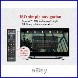 HiMedia Q10 PRO 4K UHD 16GB 3D 4K Android TV Box Quad Core Wifi Media Player US