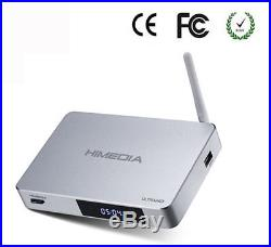 HiMedia Q5 Pro 3D 4K TV BOX Smart Media Player Ultra HD Android 5.1 Quad Core