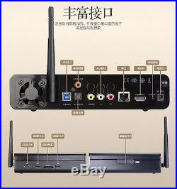 Himedia Q10 Android Smart TV Box Quad Core 4K 3D 2G/8G Hard Disk Media Player