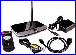 Hop TV Thong Minh 8GB Quad Core Android TV Box 1.8GHz Home Network / Wi-Fi