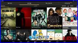 JAILBROKEN UT3S 4GB/32GB QUAD CORE ANDROID TV BOX. XBMC KODI SHOWBOX. FREE TV