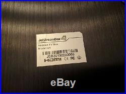 JetstreamBox 4 High Definition Stream TV 4K 3D QuadCore Internet Stream Box ONLY