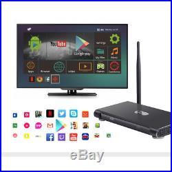 K10 Plus 4GB +32GB Quad Core Android 7.1 TV Box Dual WIFI 4K media player Stream
