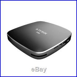 K99 4+32GB DDR4 Android 6.0 Quad Core RK3399 Smart TV BOX 3D 4K Media DUAL WIFI