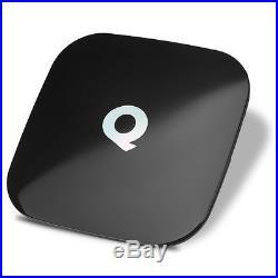 LOT 15 QBOX 2GB DDR3 16GB Fully Loaded 16.0 Quad-Core 4K Smart Q TV Box+Keyboard